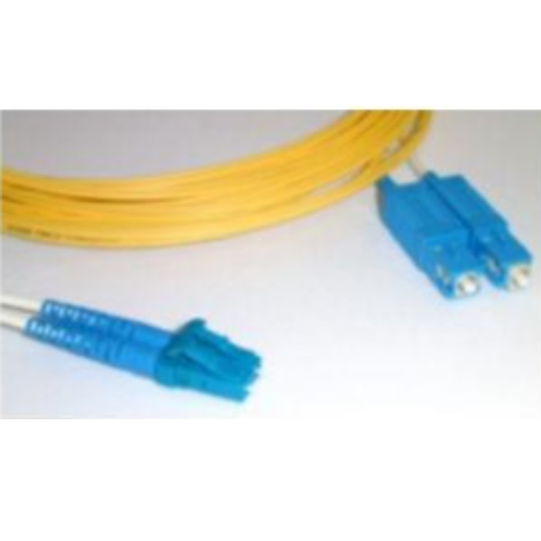 FIBER PATCH CORD LC/SC 3MT SM ( AMP-6536508-3 )
